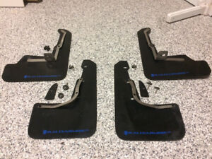 2015-19 Subaru STI & WRX Sedan, Rally Armor (black and blue)