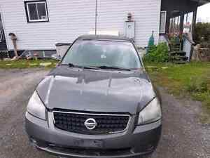 2005 Nissan altima 2.5s special edition