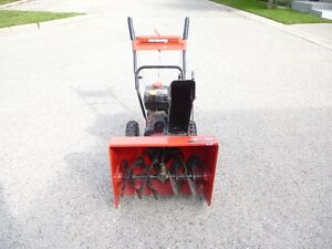 "24"" MTD SNOWBLOWER FOR SALE London Ontario image 2"