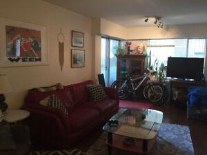 Terrific big 2 bedroom suite in quiet, green neighbourhood