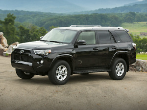 2014 Toyota 4Runner Black Other