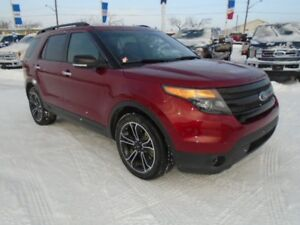 2014 Ford Explorer Sport 4WD EcoBoost w/Remote Start, Heated Sea