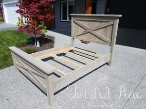 Custom Rustic Furniture & Home Decor