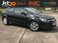 2008 58 VAUXHALL ASTRA 1.6 SXI 3D 115 BHP CAT D MINOR REPAIR