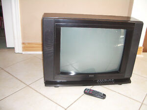 19 ' RCA COLOUR TRACK T.V. WITH RCA REMOTE