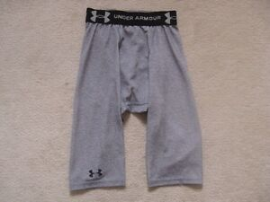 Under Armour Grey Boxer Shorts