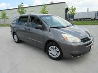2007 Toyota Sienna, Automatic, Up to 3 years warranty.  Certifid