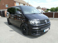2015 Volkswagen Transporter 2.0TDI, Kombi, Air Con, Sat Nav, Bluetooth, Lowered