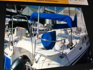 26M MacGregor sails and rigging only, BOAT NOT FOR SALE