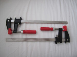 "2 New Bessey 12"" Clutch Clamps"