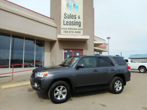 2012 Toyota 4Runner SR5/Roof/Leather, NO CREDIT CHECK FINANCING