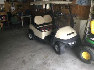 Club car 48 volt golf cart