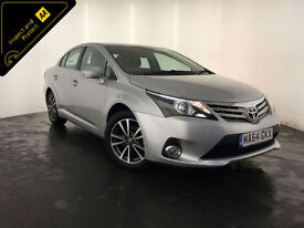 2014 64 TOYOTA AVENSIS ICON 4D DIESEL 1 OWNER TOYOTA SERVICE HISTORY FINANCE PX