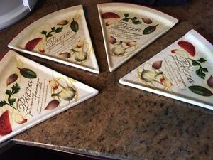 Awesome pizza plates Cornwall Ontario image 1