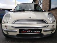 2004 MINI HATCH ONE 1.6 HATCHBACK PETROL