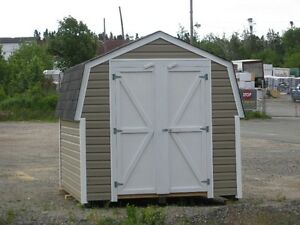 new shed ( ready to go )