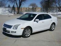 2006 FORD FUSION SEL - POWER GROUP, CRUISE, ALLOYS
