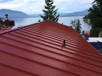 Metal &Torch-On & General Labourers SALMON  ARM -  Roofing