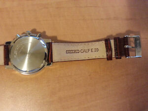 Seiko Calf E 20 (New) Kitchener / Waterloo Kitchener Area image 4