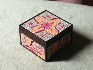 Paper Quiled Box for Jewelry, Trinket, Watches Whatever You Like