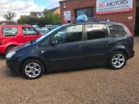 2007 Ford C-MAX 2.0 auto Zetec Grey 5dr MPV, **ANY PX WELCOME**