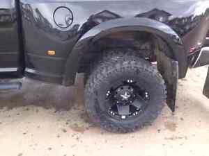 Dodge Ram 3500 dually rims