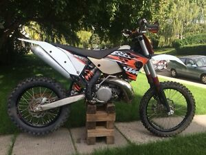 2010 KTM XC 300 Trade for truck