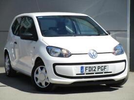 2012 Volkswagen UP! 1.0 Take up! 3dr