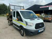 Ford Transit 350 2.2TDCi ( 125PS ) RWD DOUBLE CAB TIPPER