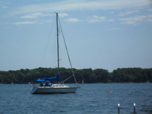 For Sale – 1986 CS30 Sailboat