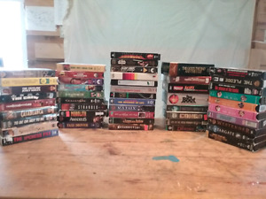 Complete vhs movie viewing