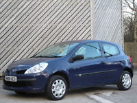 2008 RENAULT CLIO 1.2 EXTREME 3DR HATCH - IDEAL FIRST CAR !!
