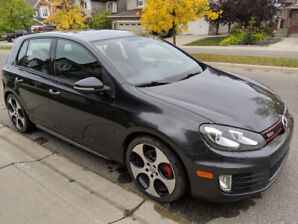 2010 VW GTI - Low KMs