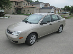 2007 Ford Focus One Owner