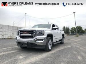 2018 GMC Sierra 1500 SLT  - Navigation - Heated Seats