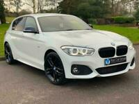 2017 BMW 1 Series 118D M SPORT Hatchback Diesel Manual