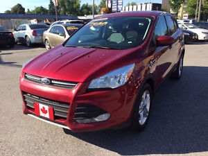 2014 Ford ESCAPE SE ECOBOOST... PERFECT...ON SALE....REALLY NICE