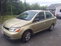 2001 Toyota Echo Parts Only $500 OBO!!!