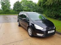 2010 Ford Galaxy, Diesel, AUTOMATIC, full MOT, 7 seats.