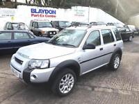 2006 Land Rover Freelander 2.0 TD4 HSE Station Wagon 5dr