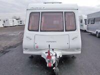 Compass Pentara 482 - Used 2 Berth - Tourer Caravan 2005