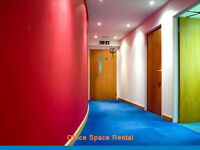 Furnished - ( TEMPLE GATE - CENTRAL BRISTOL - TEMPLE MEADS -BS1) Office Space to Let in Bristol