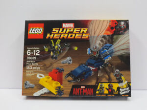 Lego Ant-Man Final Battle 76039 - new in box