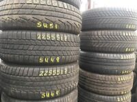 Tyre shop cheap deals on Used & new tyres 225 45 17 . 225/45/17 Part Worn Tires fitted
