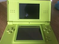 DS Lite Lime Green