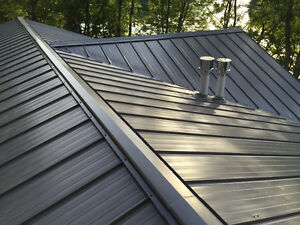 Steel and Shingle Roofing - Free Quote - One Stop Home Solutions Kawartha Lakes Peterborough Area image 1