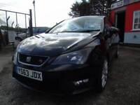 2014 Seat Ibiza 1.2 TSI FR 3dr,FSH,2 keys,12 months mot,Warranty 3 door Hatch...