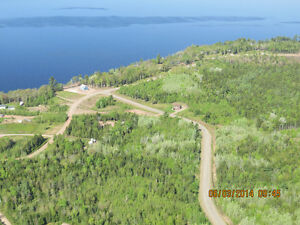 2.3-ACRE LOT WITH ACCESS TO GRAND LAKE FOR SALE NEAR YOUNGS COVE