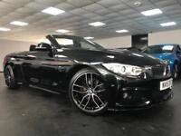 2015 BMW 4 Series 2.0 420d M Sport 2dr
