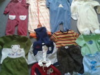 BOYS 18M CLOTHES- WAS $36!! + 3 JACKETS